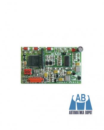Купить Радиоприёмник AF43SR встраиваемый с динамическим кодом в интернет-магазине Avtomatic24.ru
