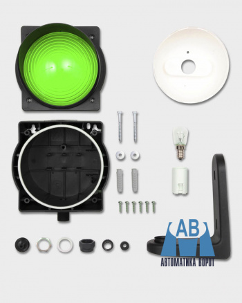 Купить Лампа зеленая  Marantec в интернет-магазине Avtomatic24.ru