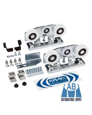 Купить Пара роликовых опор FAAC A1400 в сборе в интернет-магазине Avtomatic24.ru