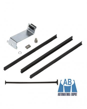 Купить Комплект аксессуаров для крепления профиля лицевой крышки привода FAAC A1000/A1400 высотой 140 мм в интернет-магазине Avtomatic24.ru