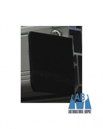 Купить Торцевые заглушки для декорирования зажимных профилей FAAC в интернет-магазине Avtomatic24.ru