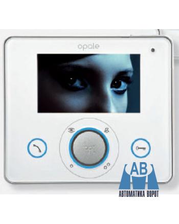Купить OPALE WHITE - Абонентское устройство OPALE, цвет белый лед в интернет-магазине Avtomatic24.ru