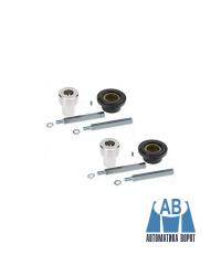 Механизм гидравлической блокировки для привода FAAC S800