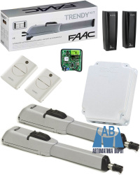 Комплект FAAC 415 LLS KIT + аксессуары