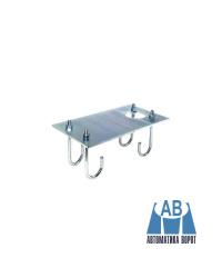 Пластина монтажная для шлагбаумов FAAC 620 SR, 640 серий