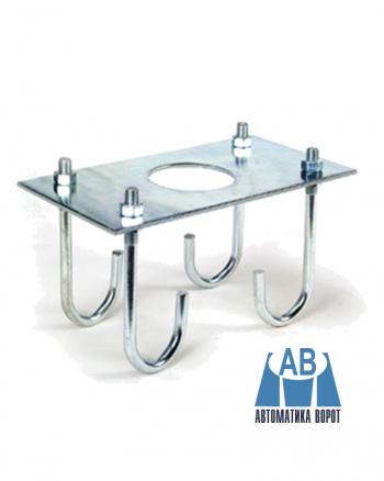 Купить Пластина монтажная с анкерами для шлагбаума FAAC B680 H в интернет-магазине Avtomatic24.ru