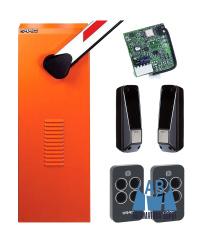 Комплект гидравлического шлагбаума FAAC 615 BPR +Пульты