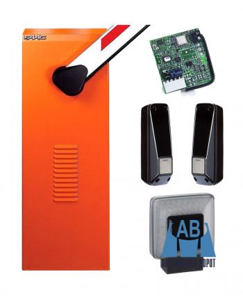 Комплект гидравлического шлагбаума FAAC 615 BPR +Лампа