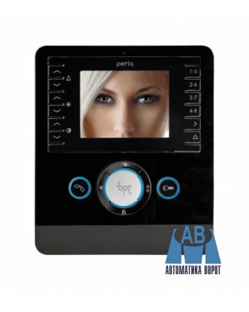 PEV NF - Абонентское устройство hands-free PERLA, цвет черный лак