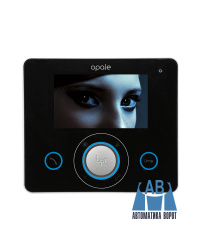 OPALE BLACK - Абонентское устройство OPALE, цвет черный лак