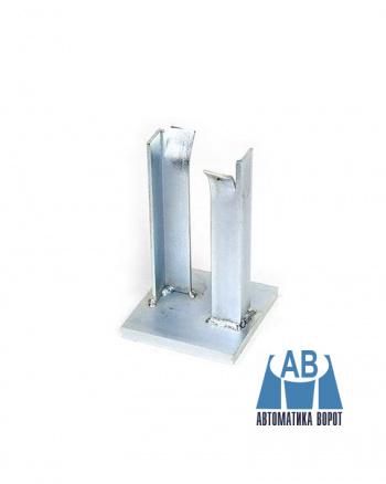 Купить Пластина закладная универсальная FAAC в интернет-магазине Avtomatic24.ru