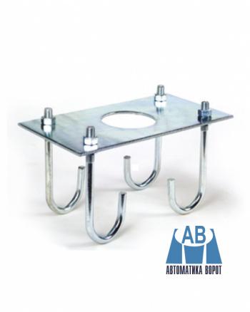 Купить Пластина монтажная для вилочной опоры FAAC в интернет-магазине Avtomatic24.ru