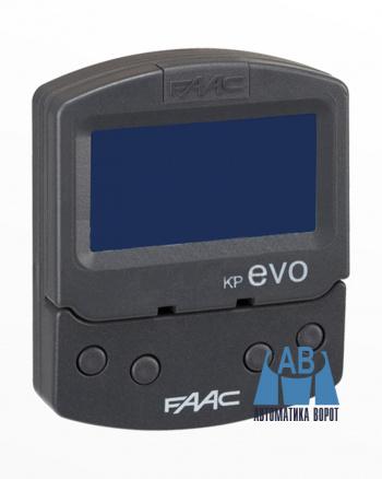 Купить Панель кнопочная с дисплеем FAAC SDK EVO в интернет-магазине Avtomatic24.ru