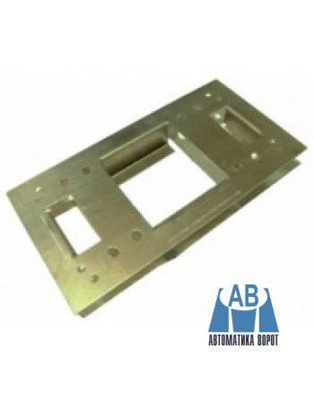 Купить Пластина монтажная с анкерами для шлагбаумов FAAC B614 серии в интернет-магазине Avtomatic24.ru
