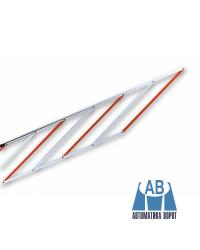 Алюминиевая шторка-решетка NICE WA13