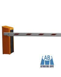 Magnetic Barrier Access Pro Н 6,0