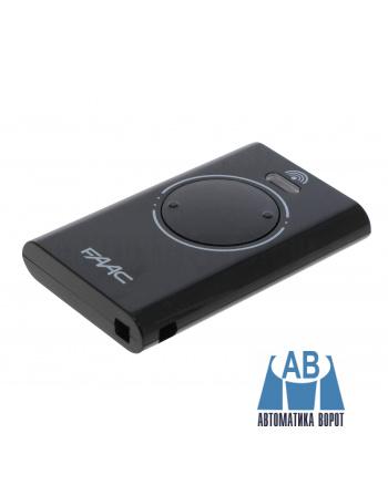 Купить 2-канальный брелок-передатчик FAAC XT2868SLH LR в интернет-магазине Avtomatic24.ru