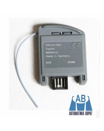 Купить Радиоприемник встраиваемый Digital CS для приводов STA с внешним БУ (433 МГц) в интернет-магазине Avtomatic24.ru