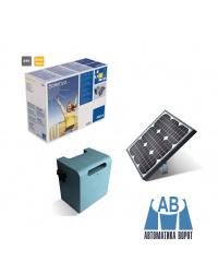 Комплект для использования солнечной энергии. SYKCE