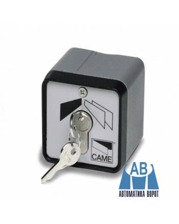 Ключ-выключатель с защитой цилиндра SET-J