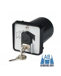 Ключ-выключатель с защитой цилиндра, встраиваемый SET-K