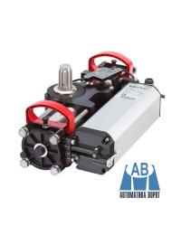 Привод FAAC S800H ENC CBAC 100° 230V
