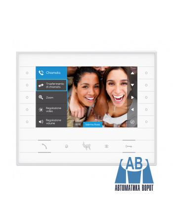 """FUTURA X1 WH - Абонентское устройство hands-free с цветным 7"""" дисплеем"""