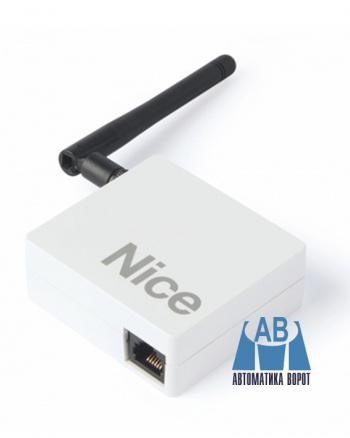 Купить Модуль WiFi для управления автоматикой Nice IT4WIFI в интернет-магазине Avtomatic24.ru