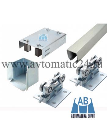 Купить Комплект для откатных ворот Combi Arialdo до 400кг, PICCOLO. в интернет-магазине Avtomatic24.ru