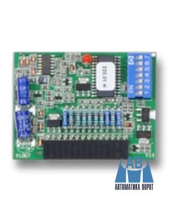 Купить Съемная плата ZM-SKS B для приводов Marantec STAWC и STAC в интернет-магазине Avtomatic24.ru
