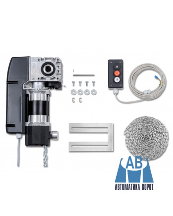 Купить Комплект привода Marantec STAC с системой разблокировки редуктора для ворот до S=30м² в интернет-магазине Avtomatic24.ru