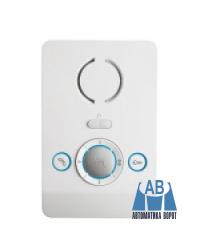 PEC IP WH - Абонентское аудиоустройство hands-free IP PERLA, цвет белый лед