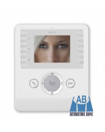 PEV BI - Абонентское устройство hands-free PERLA, цвет белый лед