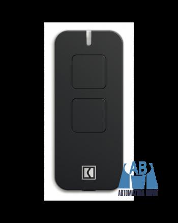 Купить Пульт дистанционного управления 2-х канальный - Vic-2BLACK в интернет-магазине Avtomatic24.ru